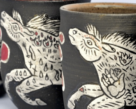 Silver run ceramics
