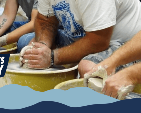 Culture of Recovery at Appalachian Artisan Center in Knott County helps those in recovery through arts classes.