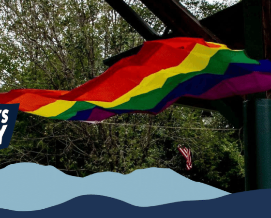 Pikeville Pride in Eastern Kentucky celebrates LBTQ+ community.