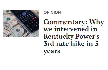 energy news network kentucky power psc solar