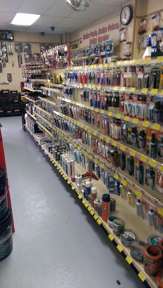 Mountain Truck Parts in Isom Kentucky is a retail store that sells medium to heavy duty truck parts and a full line of auto parts.