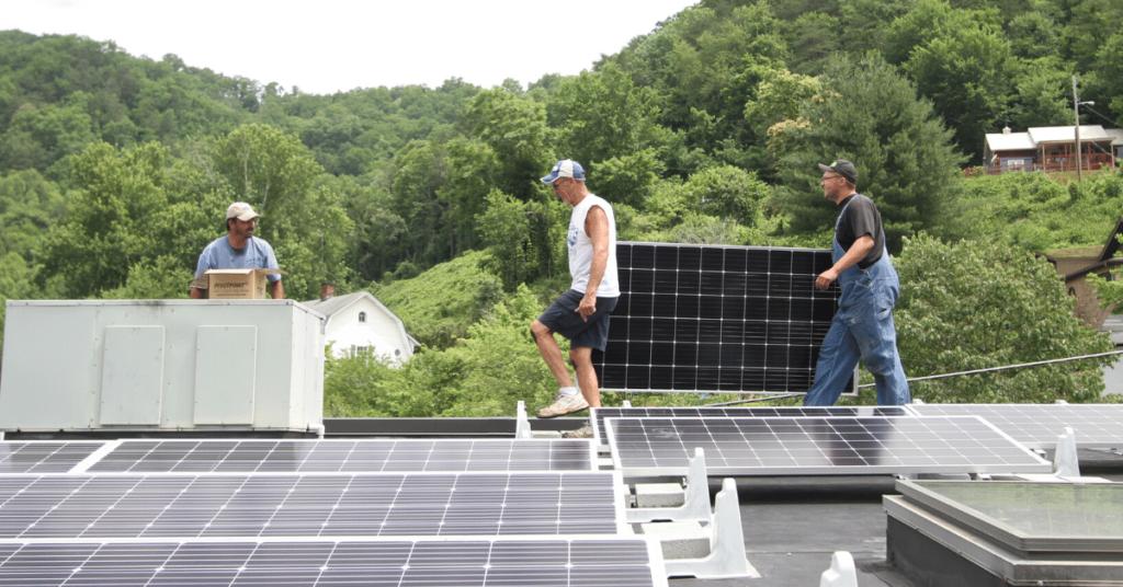 solar jobs eastern kentucky clean energy