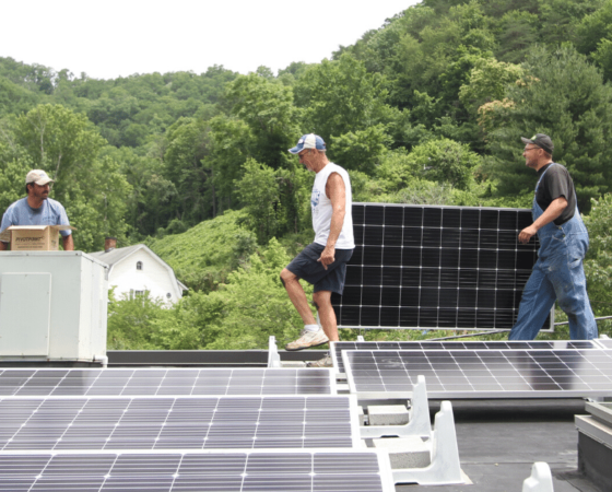 solar jobs eastern kentucky clean energy