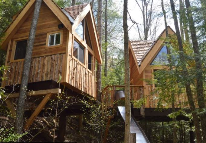 tradewinds treehouse red river gorgeous rrg solar